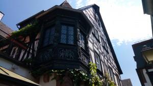 Fachwerkhaus, Rüdesheim