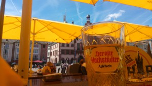 Apfelwein, Römer, Frankfurt