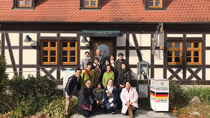 DZGOドイツ語教室 2017秋の遠足