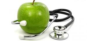 Ein Apfel pro Tag hält den Doktor nicht fern